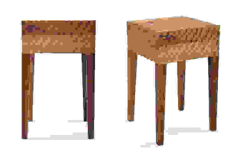 Zanat Quiet stool van Based on Roots Minimalistisch