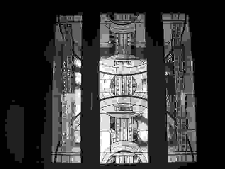 özel tasarım villa giriş kapısı kurşunlu vitray ve fizyon çalışması Akdeniz Pencere & Kapılar berkart vitray Akdeniz