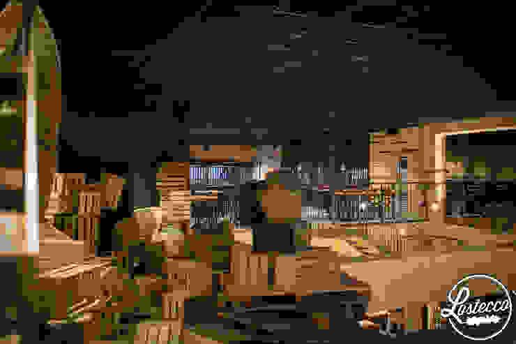 LOSTECCO Spazi commerciali moderni di Andrea Langhi Design Moderno