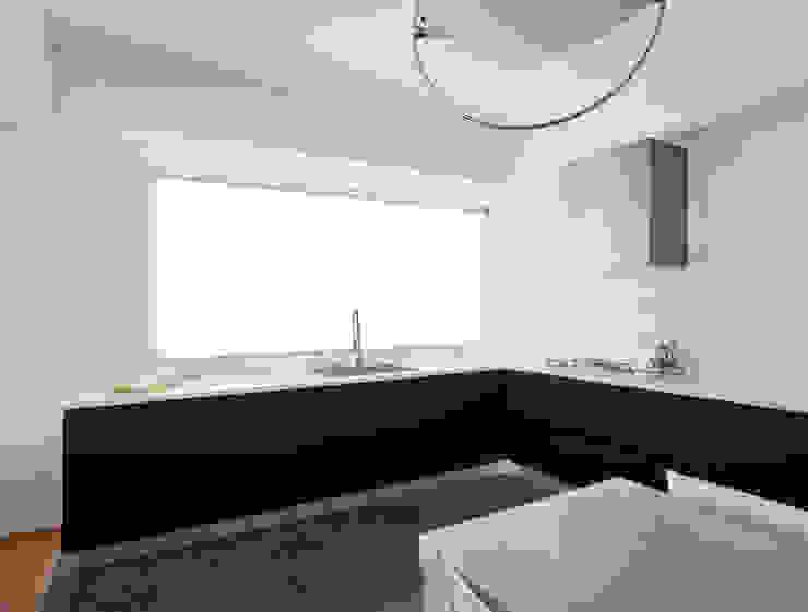 Casa LM Cucina moderna di Laboratorio di Progettazione Claudio Criscione Design Moderno