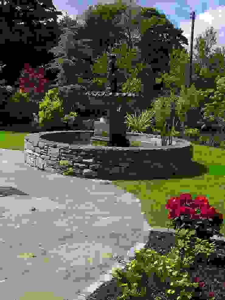 """The Haven"" Jardines de estilo rural de Kevin Cooper Garden Design Rural"