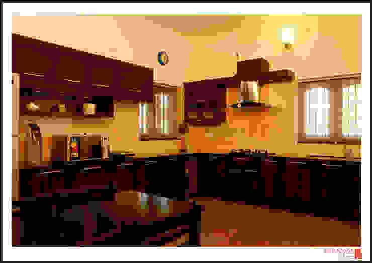 Interior design Modern houses by stanzza interiors Modern