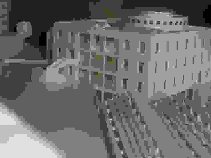 efficient energy buildings <q>una biblioteca per catania</q> di Archisolving, soluzioni d'architettura NZEB Minimalista