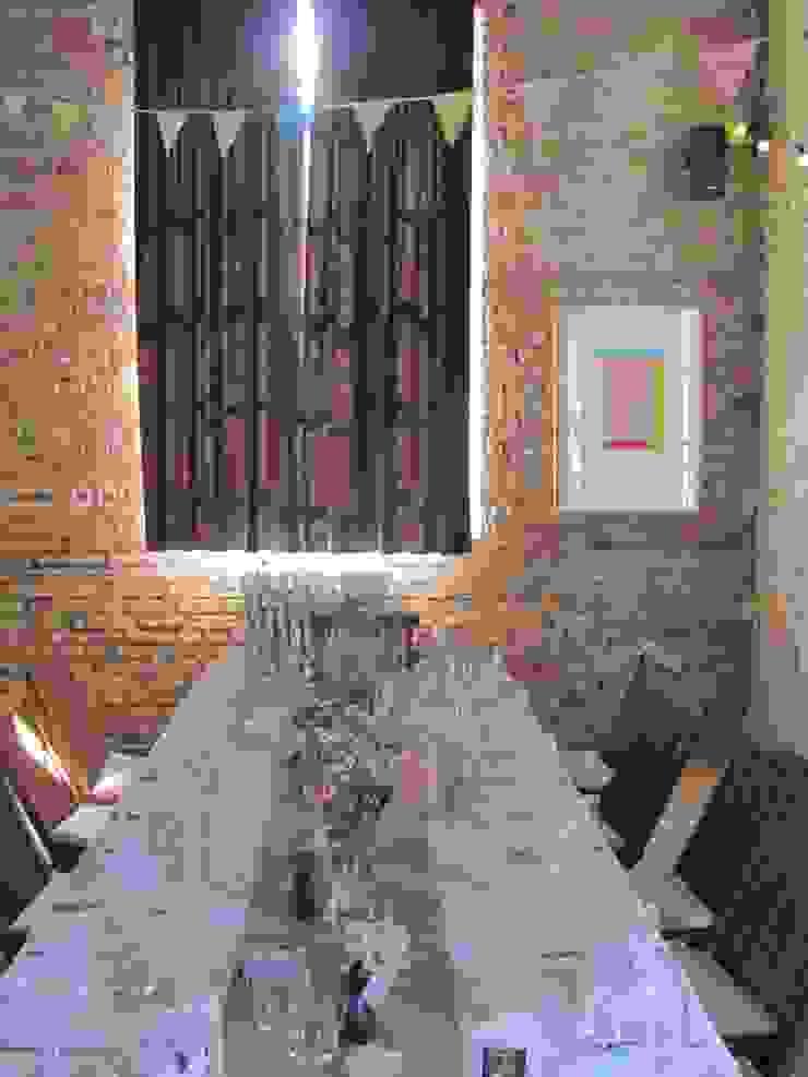 Dekoration einer Hochzeit Garage & Schuppen von Wunderschick