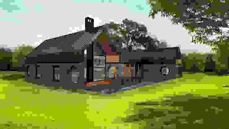 Modern home by CO Mimarlık Dekorasyon İnşaat ve Dış Tic. Ltd. Şti. Modern