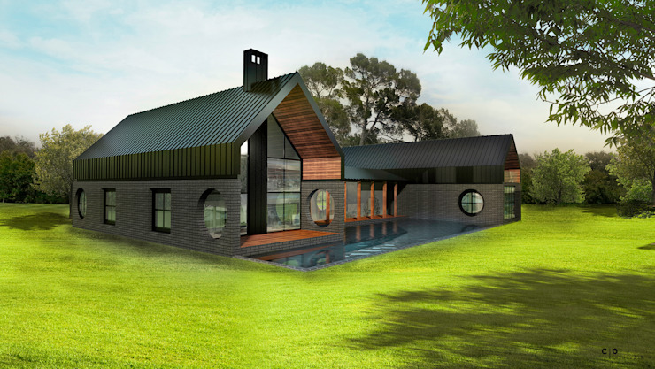 CO Mimarlık Dekorasyon İnşaat ve Dış Tic. Ltd. Şti. Modern home