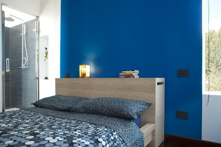 Bedroom by INNOVATEDESIGN®	s.a.s. di Eleonora Raiteri,