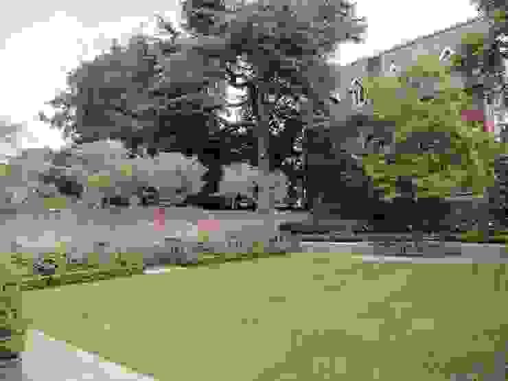 clifton family garden: modern  by Alex Johnson Landscape Design, Modern