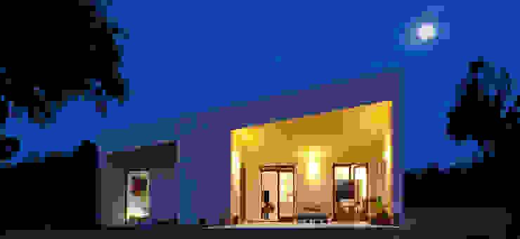 Casa en Selva, Mallorca Casas de estilo mediterráneo de Joan Miquel Segui Arquitecte Mediterráneo