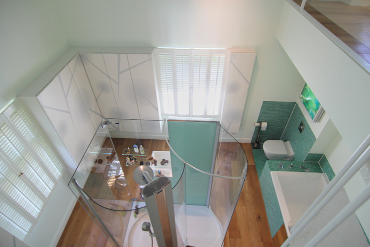 Baños modernos de Christine Etschmann Johannes Noack Moderno