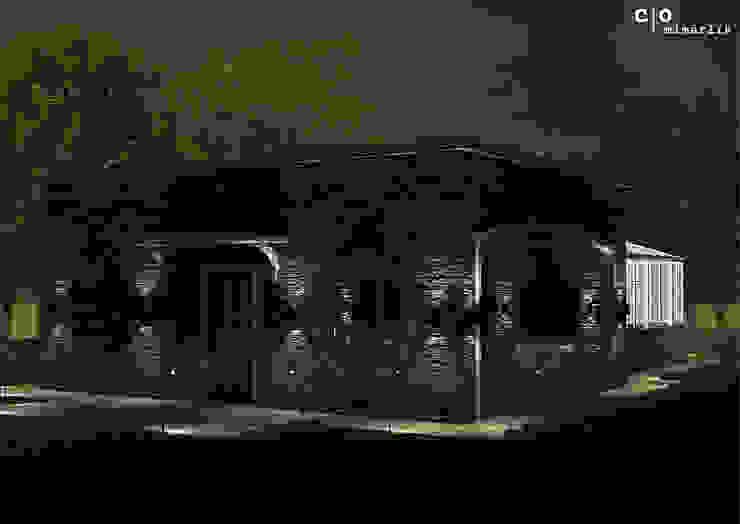 CO Mimarlık Dekorasyon İnşaat ve Dış Tic. Ltd. Şti. – N.G. Kır evi:  tarz Evler,