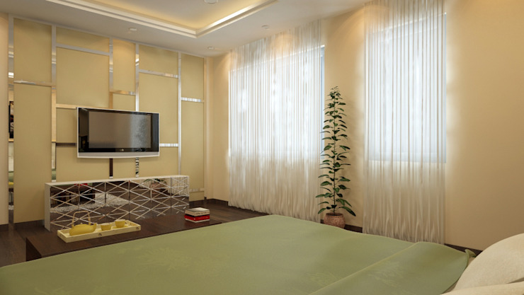 Interior 3D Renderings Rooms by Mint Infotech Pvt Ltd