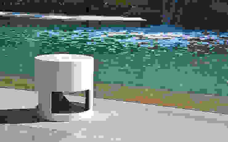Outdoor speakers Oleh Garvan Arredamento Acustico