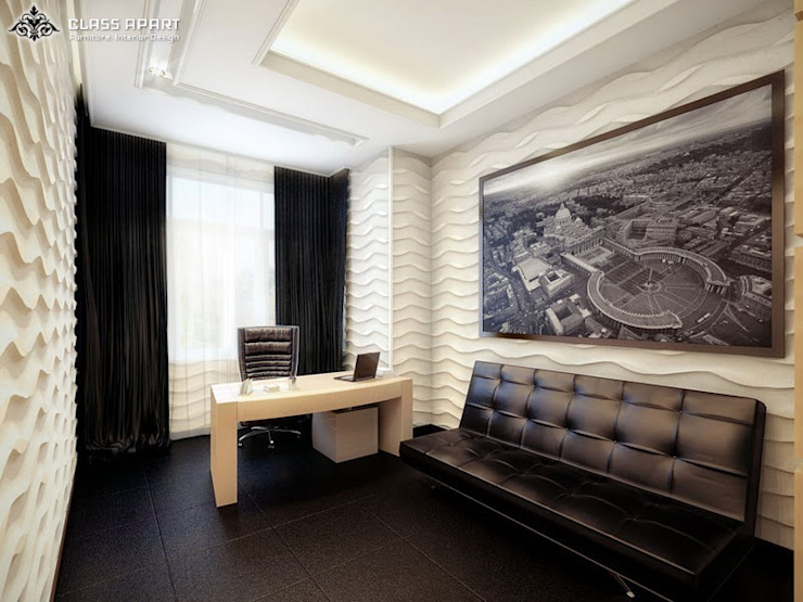 RESIDENTIAL VILLA : classic  by CLASS APART (furniture.interiordesign), Classic