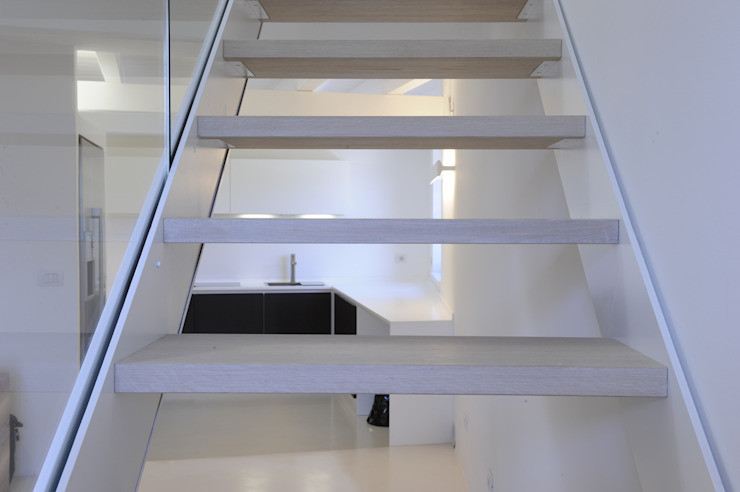 Modern Living Room by CORAZZOLLA SRL - Arredamenti su Misura Modern