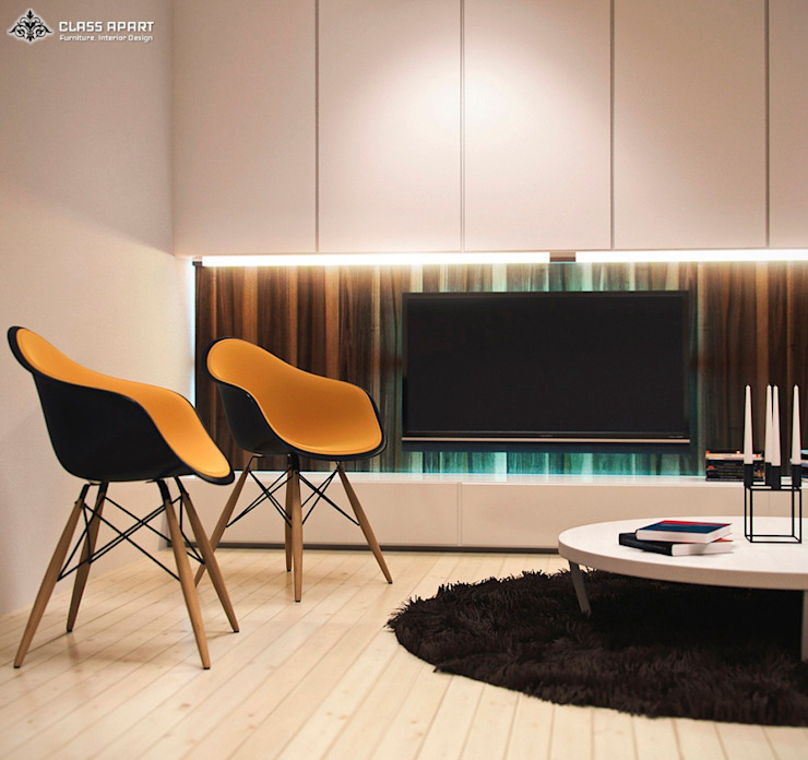 REALISTIC 3D VISUALISATION STILLS . Rooms by CLASS APART (furniture.interiordesign)