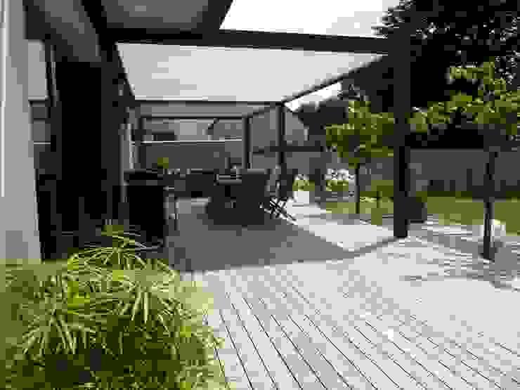 Ledoux Jardin Modern terrace