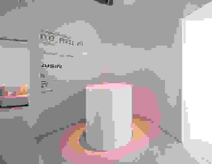 AISIN_ ne.mu.ri, by Setsu & Shinobu Ito Imagine New Days di SETSU & SHINOBU ITO STUDIO I.T.O. DESIGN