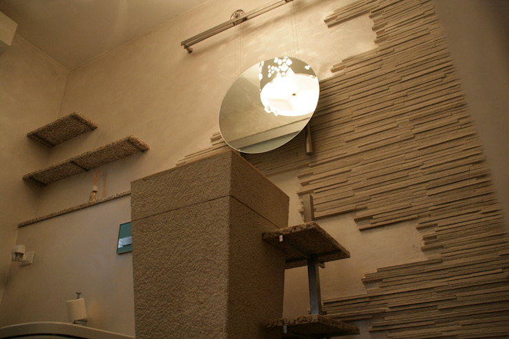 Salle de bain moderne par Shock-Id Moderne