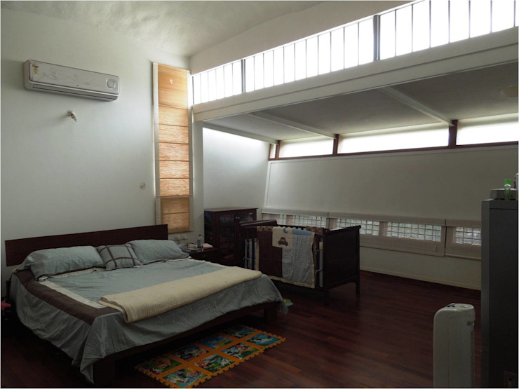 Residence for Shaily and Sunil Aacharya. Minimalist houses by WRIGHT INSPIRES Minimalist