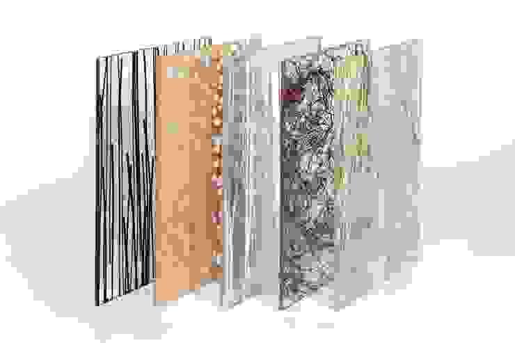 INVISION – Transparente Paneele mit eingelegten Materialien von Designpanel - Elements for innovative architecture