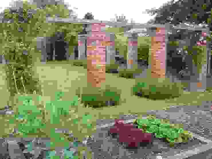 School Cottage Garden by Aralia