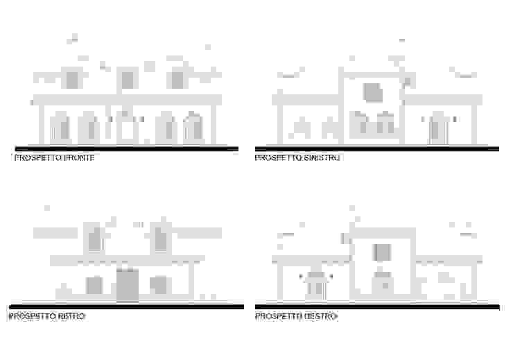 CASA STILE INGLESE di STUDIO AMATORI ARCHITETTURA & DESIGN