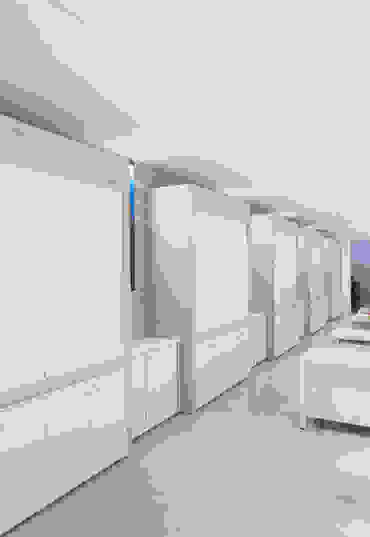 Uffici Union Lido Park & Resort Complesso d'uffici moderni di Studio15 Design Moderno