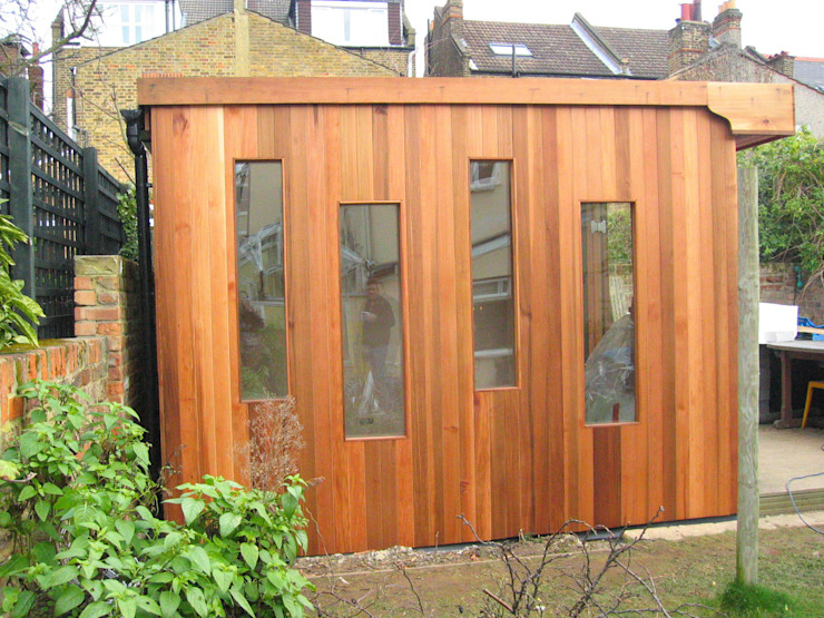 garden office by in and out design