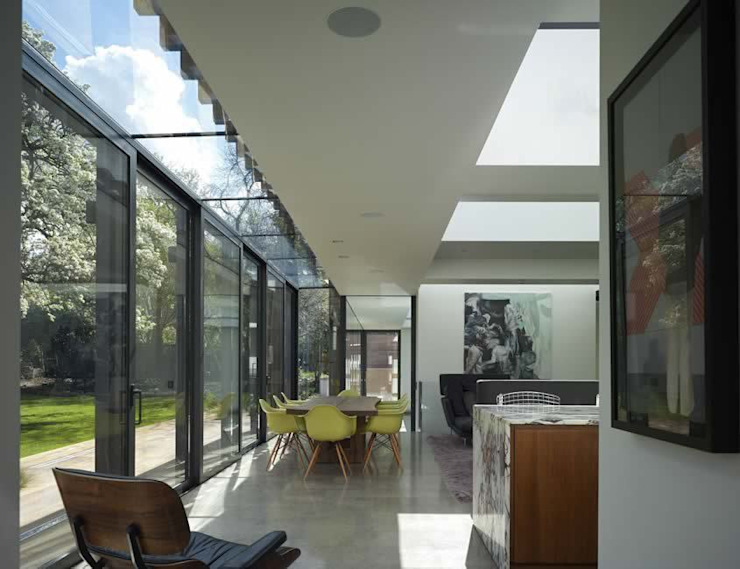 The Vineyard, Richmond Modern Houses by Alan Higgs Architects Modern