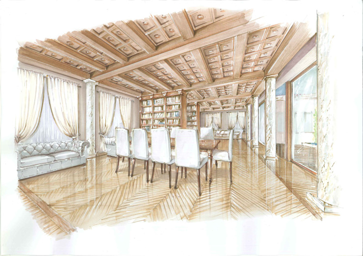 PALAZZO STORICO di STUDIO AMATORI ARCHITETTURA & DESIGN