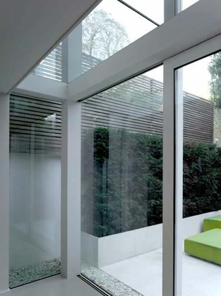 Portland Road, Holland Park Modern houses by Alan Higgs Architects Modern