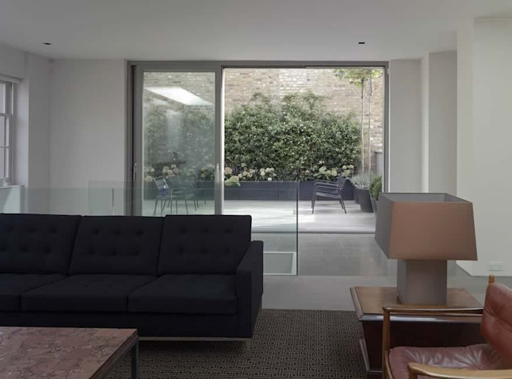 Ashmill Street, Marylebone Modern houses by Alan Higgs Architects Modern