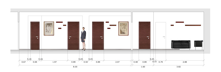 Design section من BRENSO Architecture & Design حداثي
