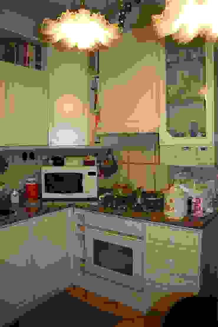 La cucina, prima di STUDIO PAOLA FAVRETTO SAGL Moderno