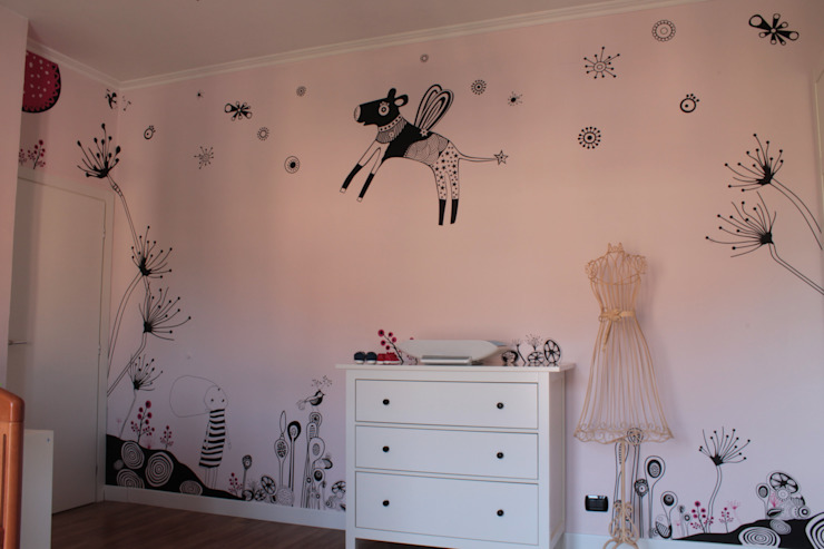Nursery & kids bedroom design ideas by desink.it