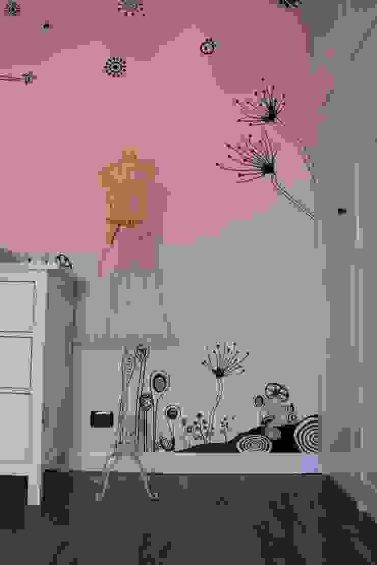 la stanza di Agnese Stanza dei bambini di desink.it