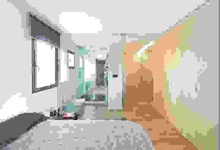 Apartamento HMP en Castalla Casas de estilo moderno de DMP arquitectura Moderno