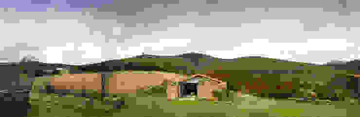 Casas modernas de DMP arquitectura Moderno