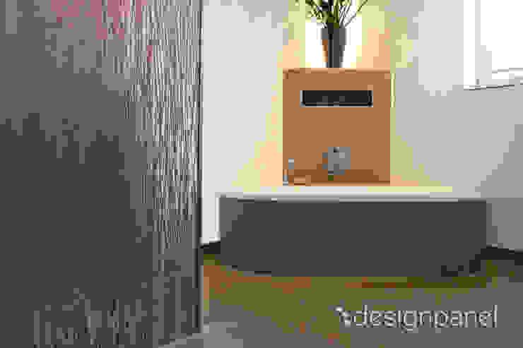 INVISION – Transparente Paneele mit eingelegten Materialien von Designpanel - Elements for innovative architecture Tropisch