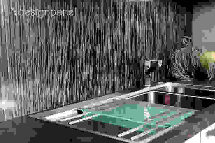 INVISION – Transparente Paneele mit eingelegten Materialien von Designpanel - Elements for innovative architecture Asiatisch