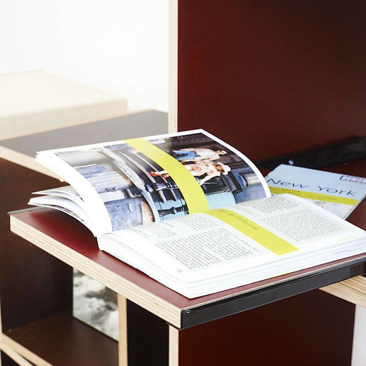 bSquary Standregale inklusive Ausziehböden für Küchenschränke bSquary Designs HaushaltRaumteiler und Paravents