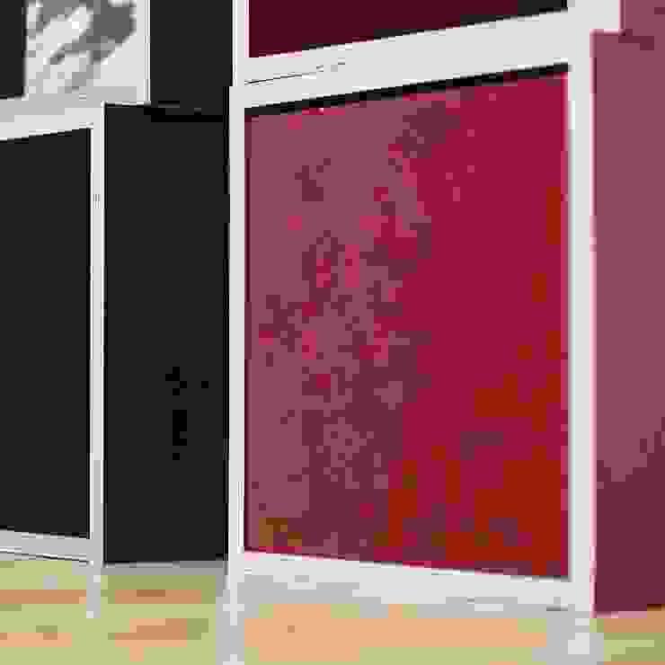 Nachhaltige Holzmaterialien mit Türen und Schubladen bSquary Designs HaushaltRaumteiler und Paravents