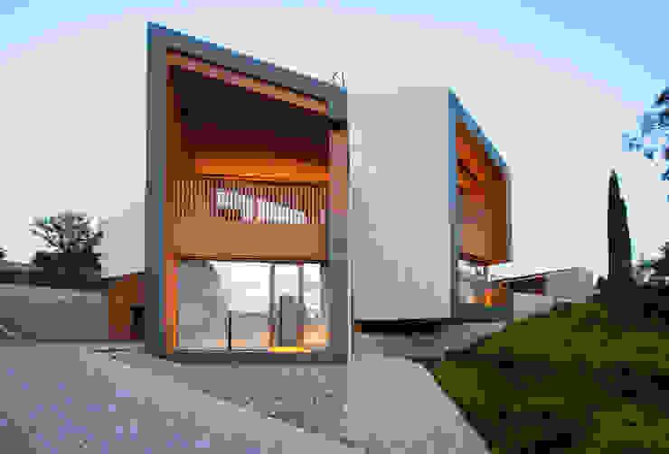 Modern Houses by Camacho Maciá Arquitectos Modern