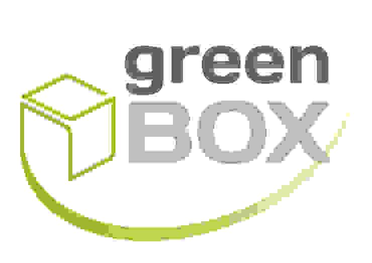 Cortinas de cristal greenBOX de greenbox productos y servicios sl Moderno
