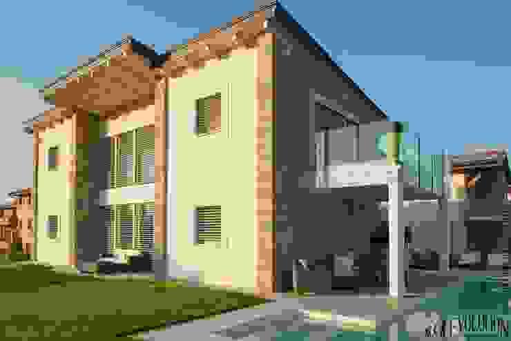 Modern houses by studio aica progetti Modern