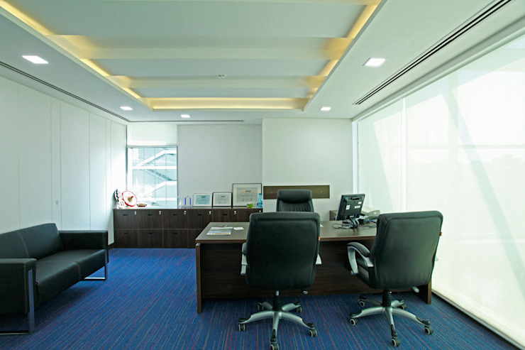InterGlobe Enterprises (Corporate Office) by Zelos Developers Private Limited