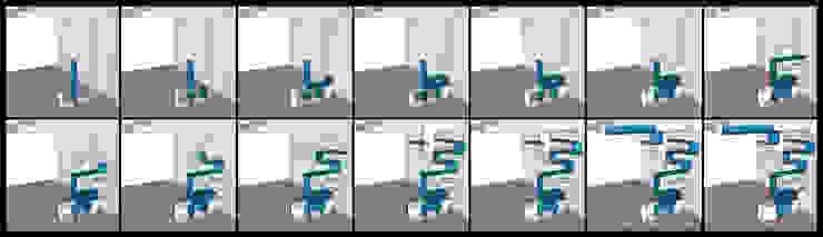 Schema di montaggio di BRENSO Architecture & Design Moderno