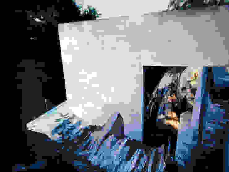 Casa sulla Roccia di Buzzi studio d'architettura