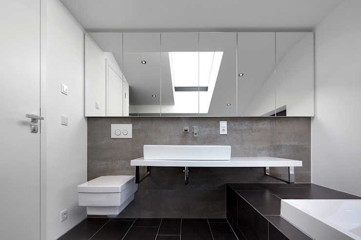 Bad Moderne Häuser von pier7 architekten gmbh Modern